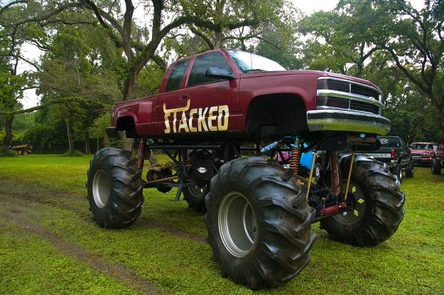 Kick Ass Trucks at Truck Show 2