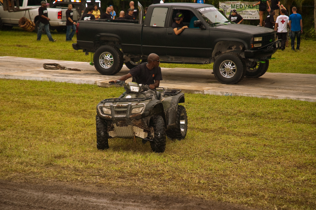 Serge at Truck Show 2