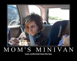 Less conformist than the bus