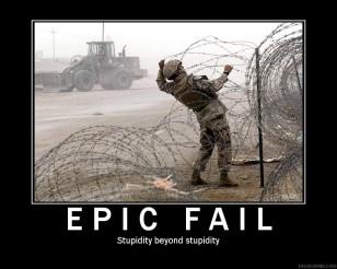 Stupidity beyond stupidity