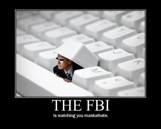 The FBI (Motivator)