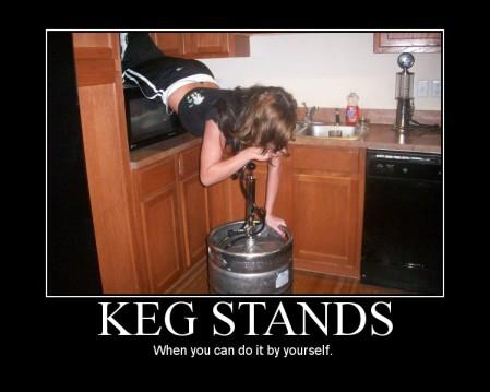 Keg Stands (Motivator)