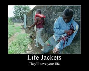 Life Jackets (Motivator)