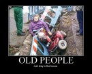 Old People (Motivator)