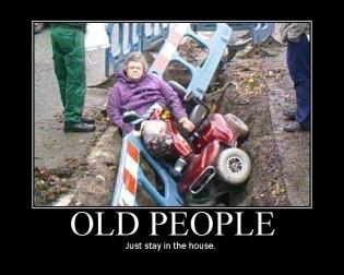 Old People (Motivator)