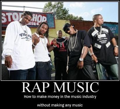 Rap Music (Motivator)