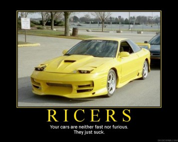 Ricers (Motivator)