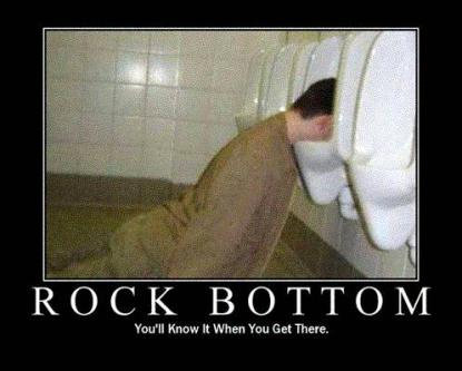 Rock Bottom (Motivator)