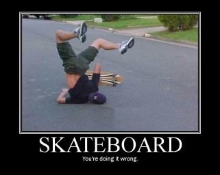 Skateboard (Motivator)