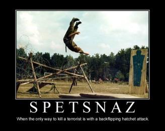 Spetsnaz (Motivator)