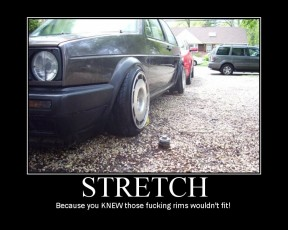 Stretch (Motivator)