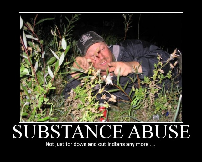 Substance Abuse (Motivator)