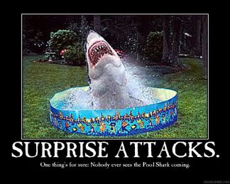 Surprise Attacks (Motivator)