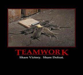 Mouse Teamwork (Motivator)