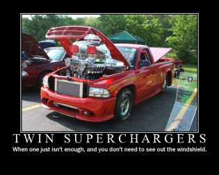 Twin Superchargers (Motivator)