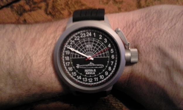 Akula51, the Watch