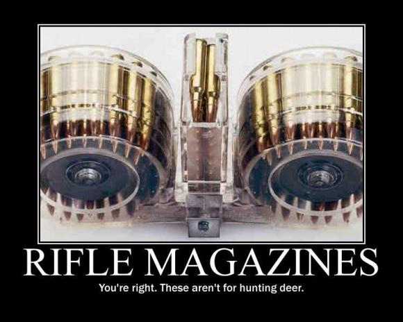 You're right. These aren't for hunting deer.