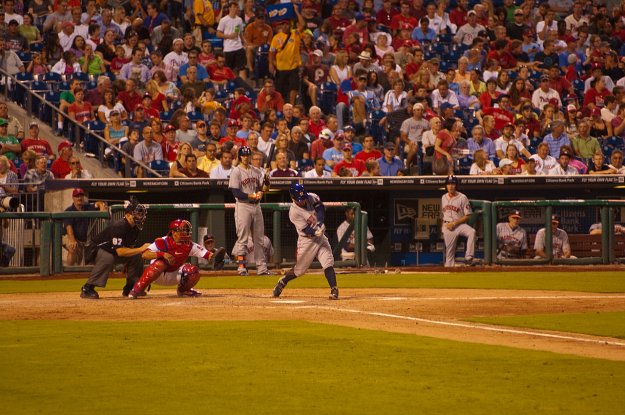 Astros v Phillies, August 7 2014