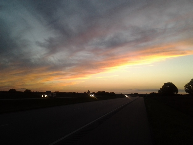 Shot of the day...Nebraska Sunset