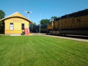 UP Exhibit, Cody Park, North Platte, NE