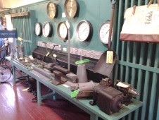 Mail Car, UP Exhibit, Cody Park, North Platte, NE