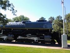 Challenger, UP Exhibit, Cody Park, North Platte, NE