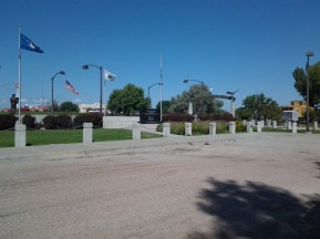 20th Century Veterans' Memorial, North Platte, NE