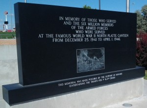 20th Century Veterans Memorial, North Platte, NE