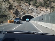 I-70 West, Tunnel Construction!