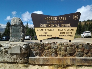 Hoosier Pass, Western Continental Divide, Colorado
