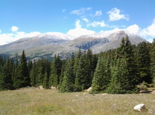 Hoosier Pass, Western Continental Divide, Colorado