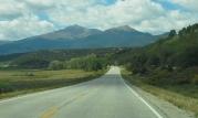 Collegiate Peaks Scenic Byway, Colorado - Very Inspiring Photograph