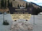 Monarch Pass, 11,312 Feet