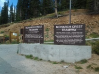 Monarch Pass and Tramway, Colorado