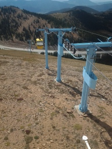 Monarch Pass Tramway - Monarch Pass, Colorado - 700 Foot Vertical Climb!