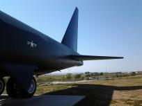B-52 Tail Detail