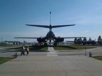 "The B-1B ""Lancer"""