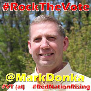 #RedNationRising #RockTheVote