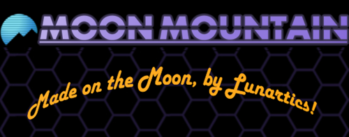 Moon Mountain – Made on the Moon, By Lunartics