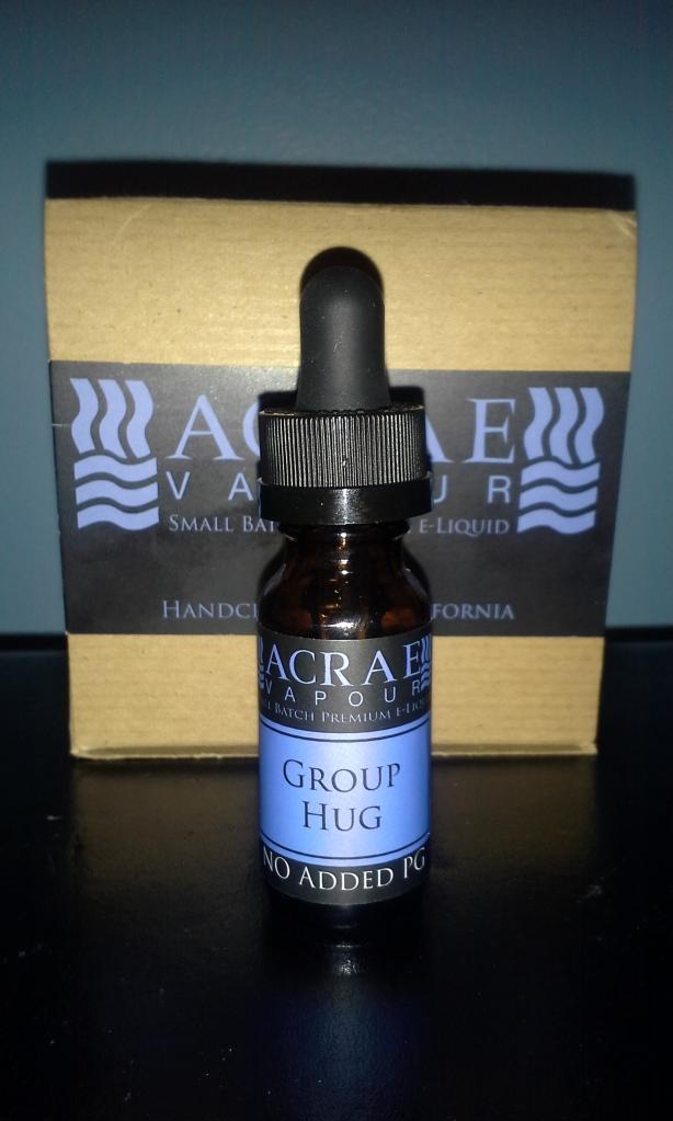 Acrae Vapor's Group Hug (6MG)